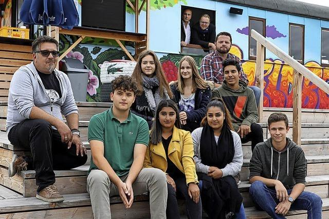 Wertvolle Erfahrung für junge Leute