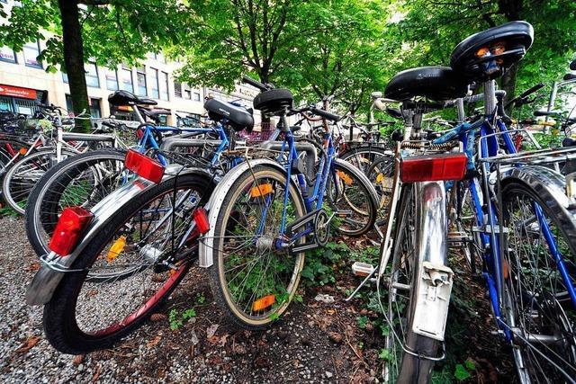Was tun, wenn Schrotträder die Stellplätze verstopfen?