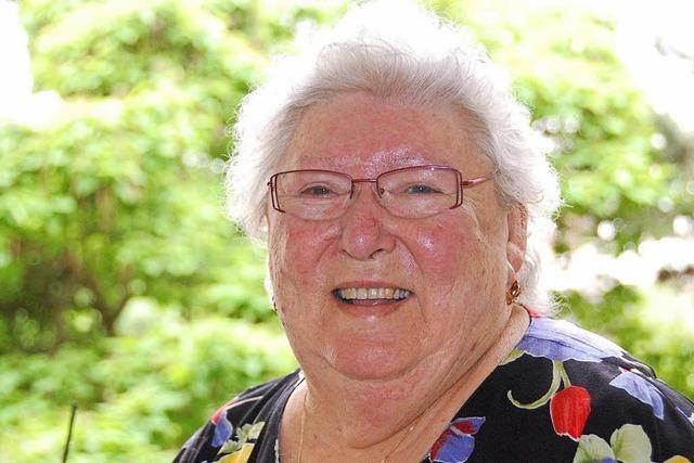 Die langjährige Weiler Stadträtin Hilla Eichin ist gestorben