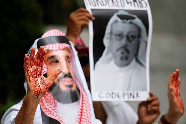 Trump soll Schmusekurs mit Saudi-Arabien beenden