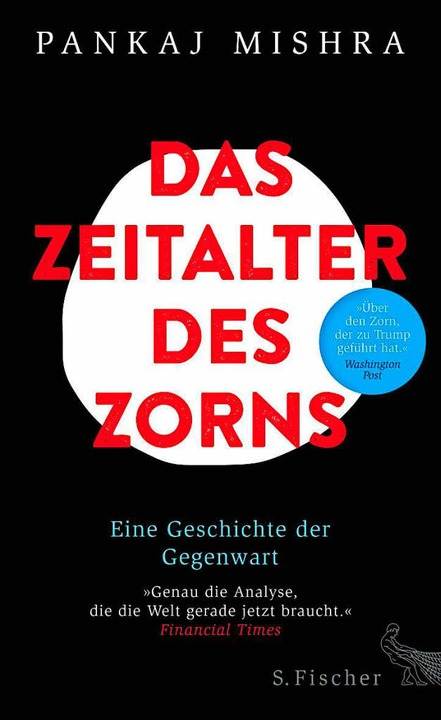 Ein Buch, das Christian Streich derzeit liest und dessen Inhalt ihn umtreibt.  | Foto: Bremer