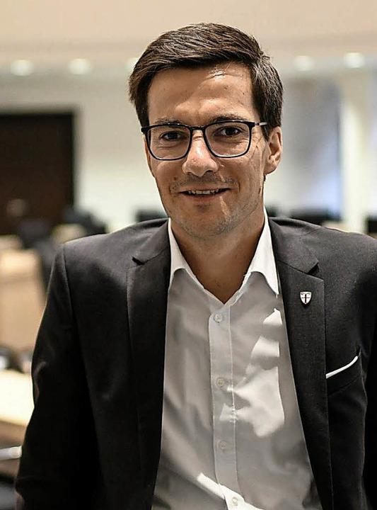 Neuer Chef mit neuem Stil: Martin Horn  | Foto:  DPA