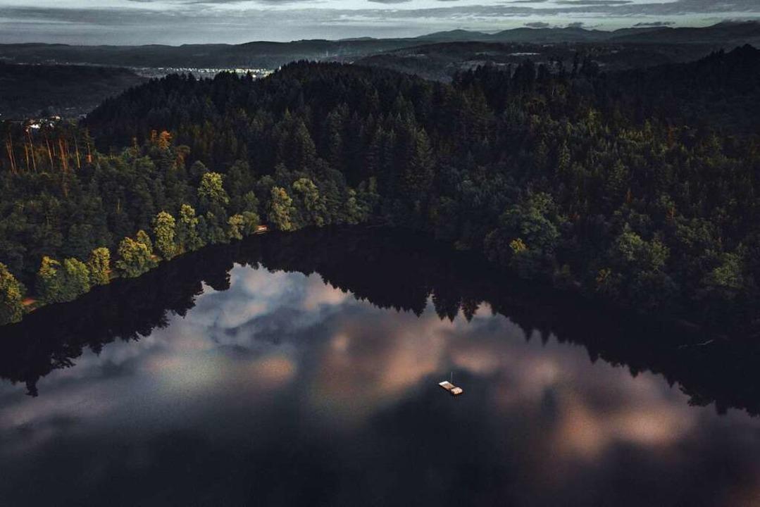 """1. Platz in der Kategorie """"Land&...nenfoto, aufgenommen um 7 Uhr morgens.    Foto: Fabio Ragusa"""