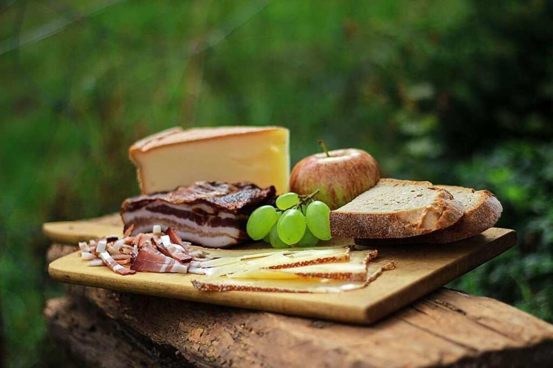 """2. Platz in der Kategorie """"Food"""", Bauernvesper (Elzach)    Foto: Nina Herr"""