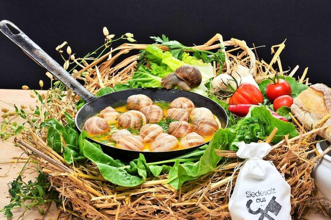 """3. Platz in der Kategorie """"Food&...pe - Frische die man sieht (Merdingen)    Foto: Rainer Sutter"""
