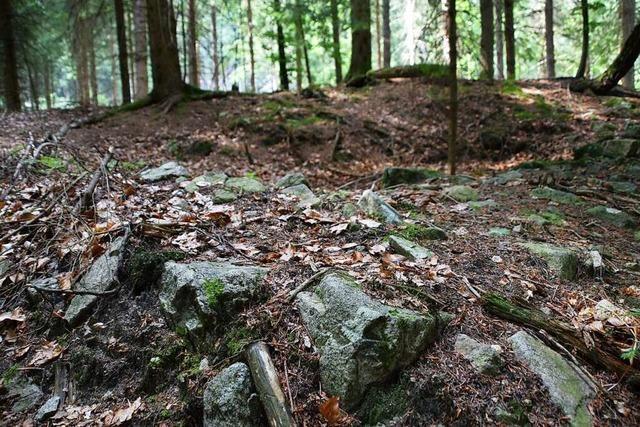 Hier hat der Dreißigjährige Krieg in Schopfheim Spuren hinterlassen