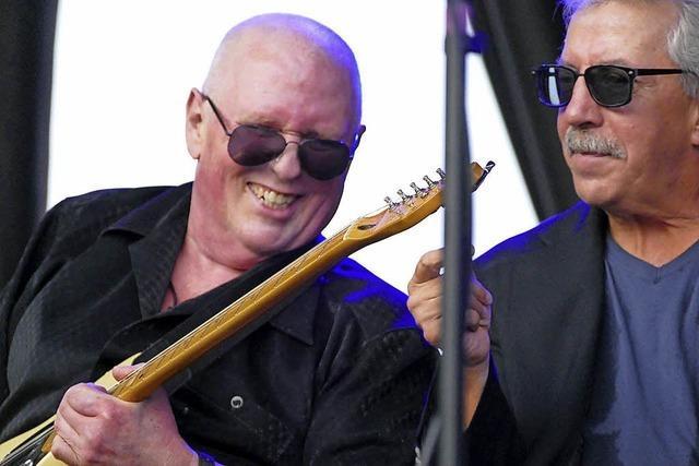 Wally Greaney und Sweet Daddy Coolbreeze in Emmendingen