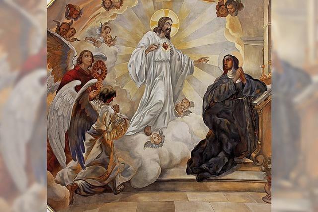 Reliquienschrein der Hl. Margareta