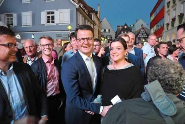 Live-Blog: Marco Steffens wird neuer Oberbürgermeister Offenburgs