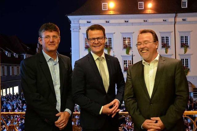 Das sind die wichtigsten Stimmen zum Offenburger Wahlergebnis