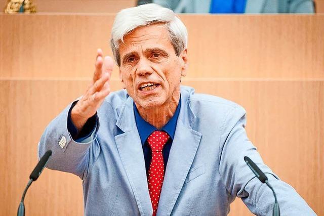 AfD-Spitze beschließt neues Parteiausschlussverfahren gegen Gedeon
