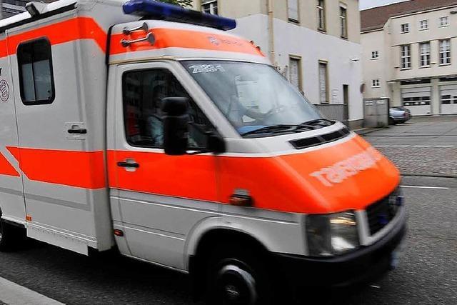 Autofahrer übersieht Schulkinder in Lörrach – keine Verletzten