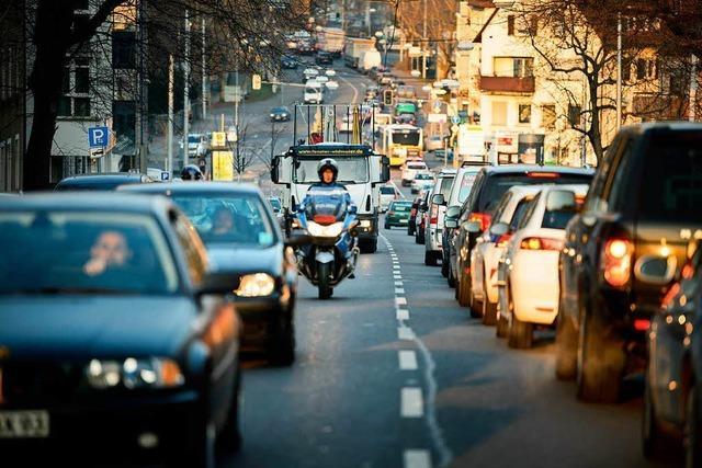 Stuttgart ruft den ersten Feinstaubalarm der Saison aus