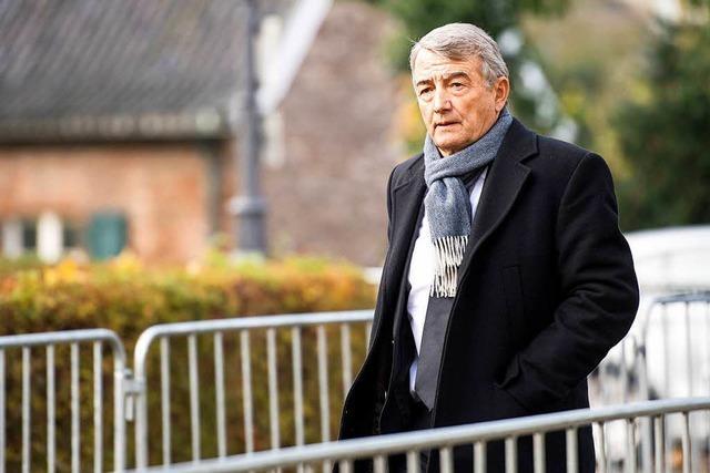 Kein Verfahren gegen ehemalige DFB-Funktionäre