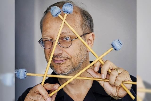 Wolfgang Lackerschmid Connection gastiert in Lörrach und Basel