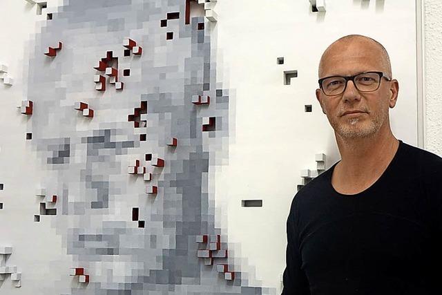 Künstler Gerd Paulicke erhält einen Friedenspreis