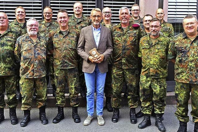 Das Bindeglied zur Bundeswehr
