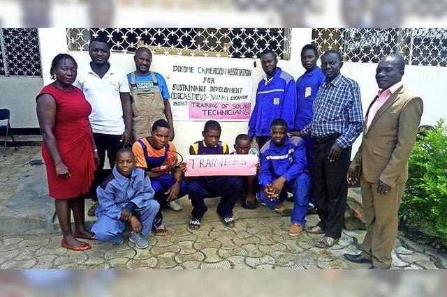 Schulprojekt in Kamerun bedroht