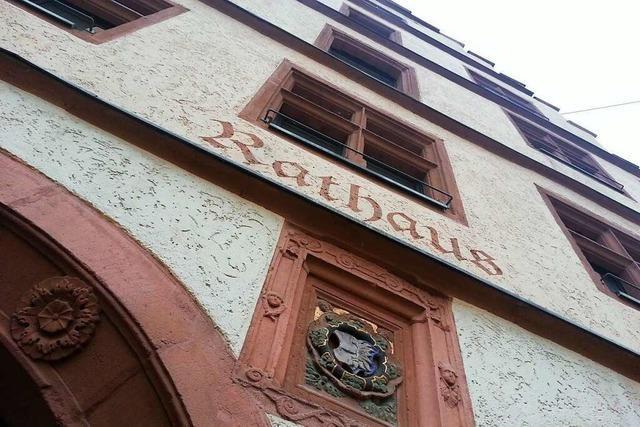 Fünf Kandidaten treten bei der Bürgermeisterwahl in Endingen an