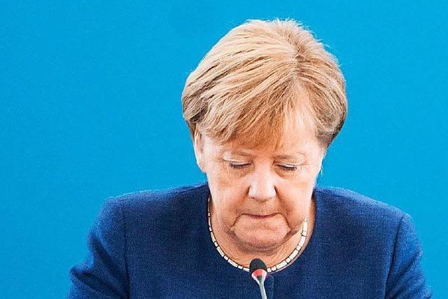 Viel Zeit bleibt Merkel nicht