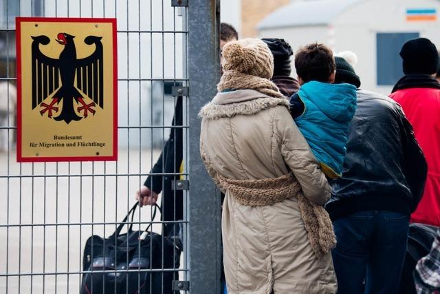 Die Zuwanderung nach Deutschland ist seit 2015 um zwei Drittel zurückgegangen