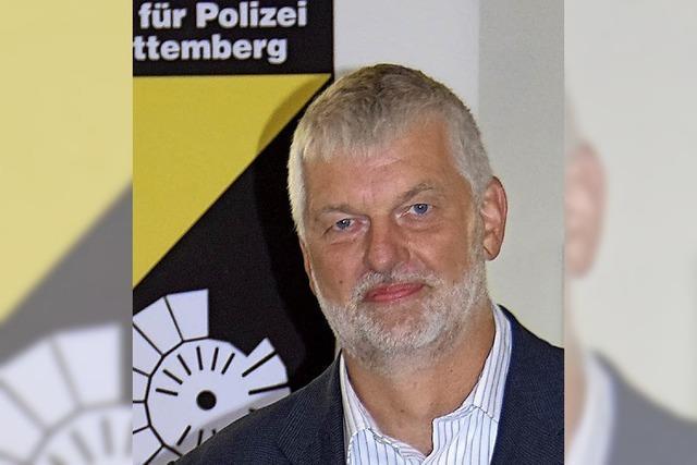 40 Jahre im Polizeidienst