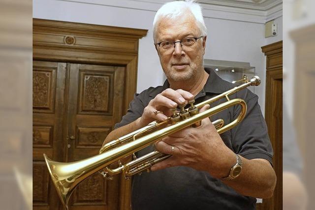Zweiter Internationaler Trompetenwettbewerb im Schloss Schönau in Bad Säckingen
