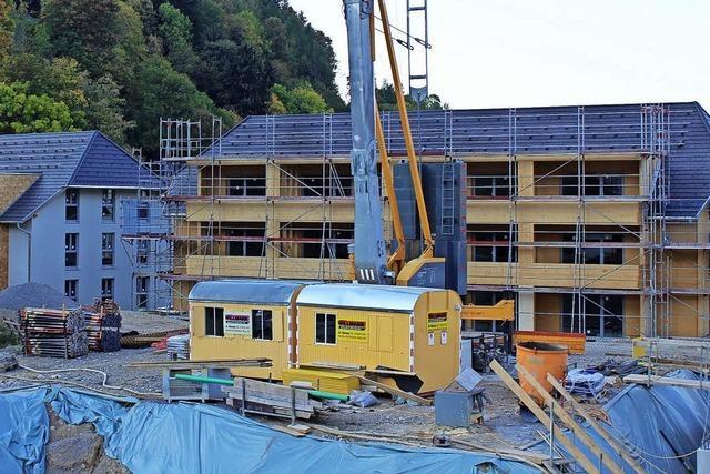 Mehr Wohnraum in Oberried