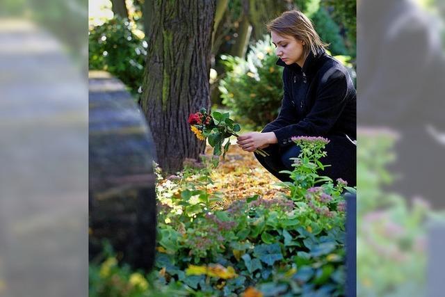 Gräber gestalten und pflegen