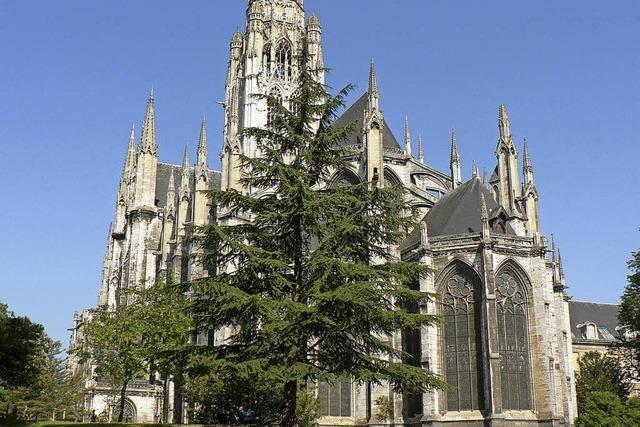 Rouen ist bekannt für seine Kirchen – ein Reisebericht