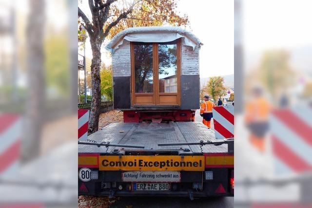 Zirkuswagen für den Unterricht