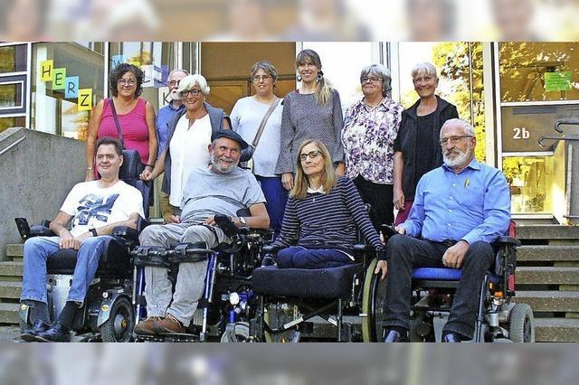 Engagiert für Menschen mit Handicap