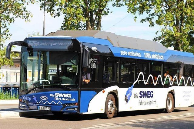 Was Lahr nach sechs Monaten Elektrobus noch verbessern kann