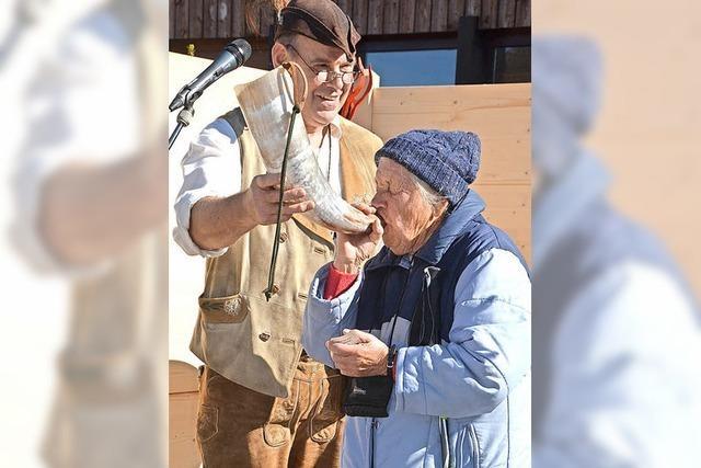 Eine 84-Jährige wird Siegerin der Herzen