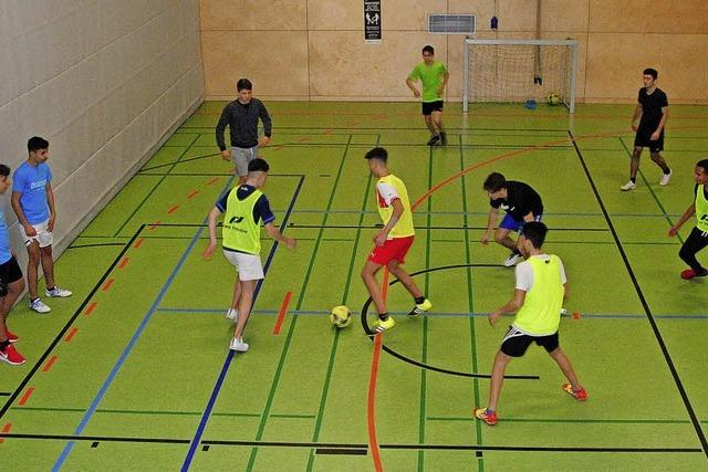Nachtsport auch als Forum für Vereine