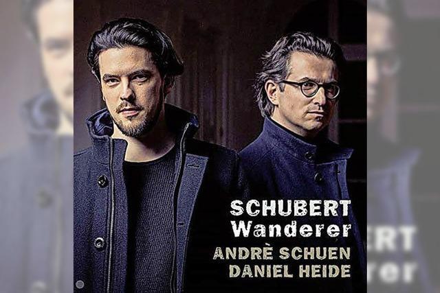 CD: KLASSIK: Der Wanderer singt