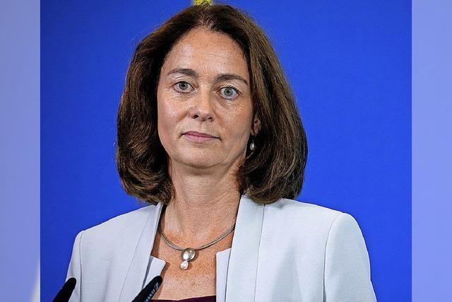 Barley soll SPD-Spitzenkandidatin für Europawahl sein