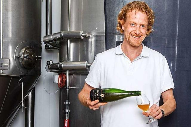 Martin Walschebauer braut außergewöhnliche Biere