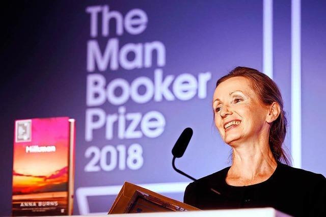 Anna Burns gewinnt Man Booker Prize