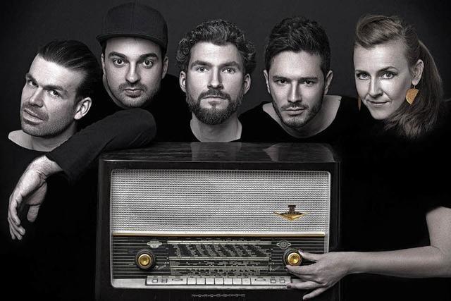 A-Capella-Ensemble Unduzo am 20. Oktober im Ali-Theater in Waldshut-Tiengen.