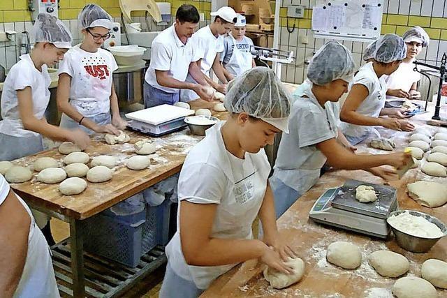 5000 Brote für die Welt