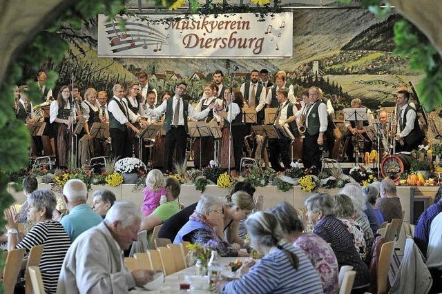 Weinfest in Diersburg