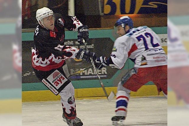 Eishockeysaison startet wieder
