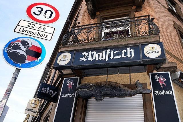 Walfisch in Freiburg gibt auf