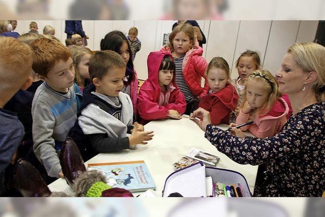 Lesung in der Grundschule