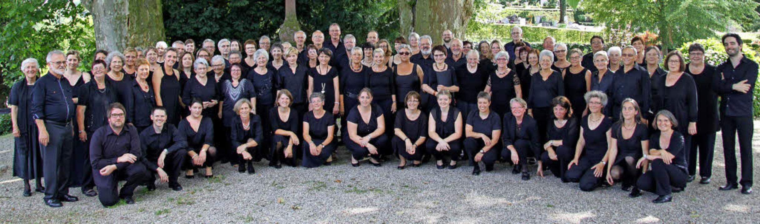 | Foto: Kirchenchor Münchweier