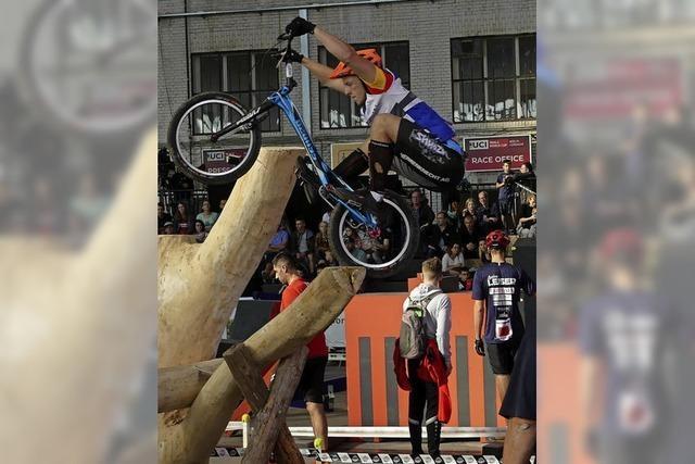 Dominik Oswald gewinnt Weltcup in Berlin