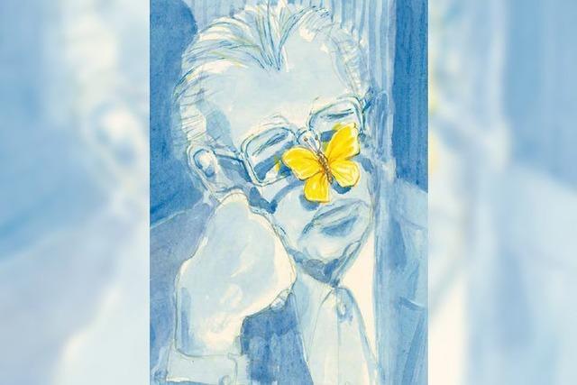 Bildmächtiger Poet vom Schaumberg