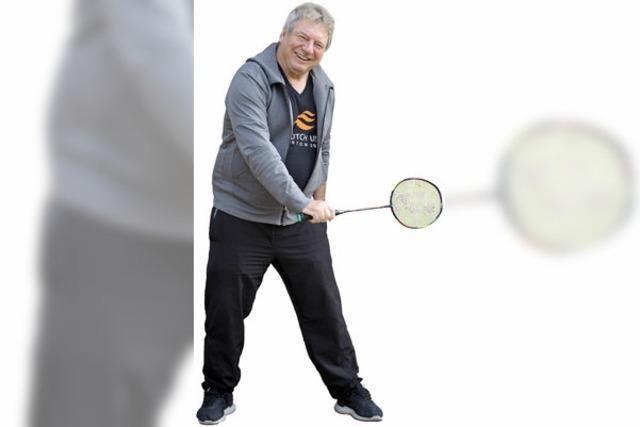 Mister Badminton