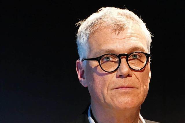 Markus Muffler zieht Bilanz über 20 Jahre Burghof Lörrach